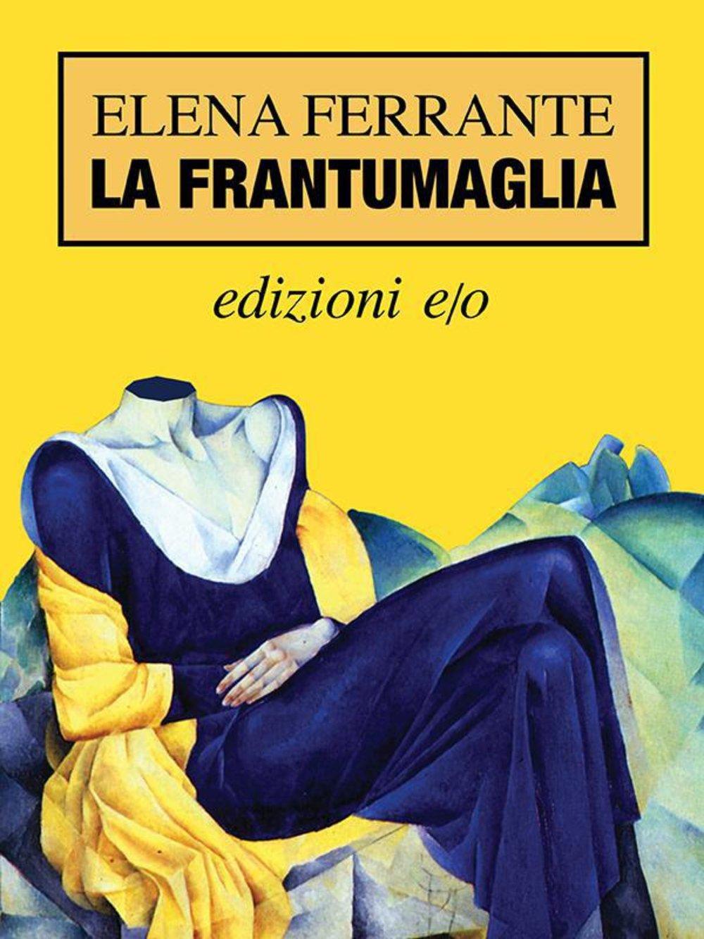 Fragmentos Culturais: Elena Ferrante, a insondável