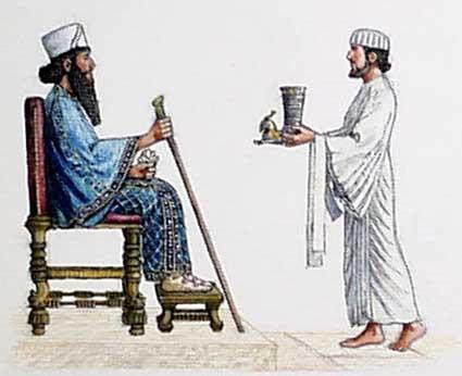 Resultado de imagem para neemias e o rei