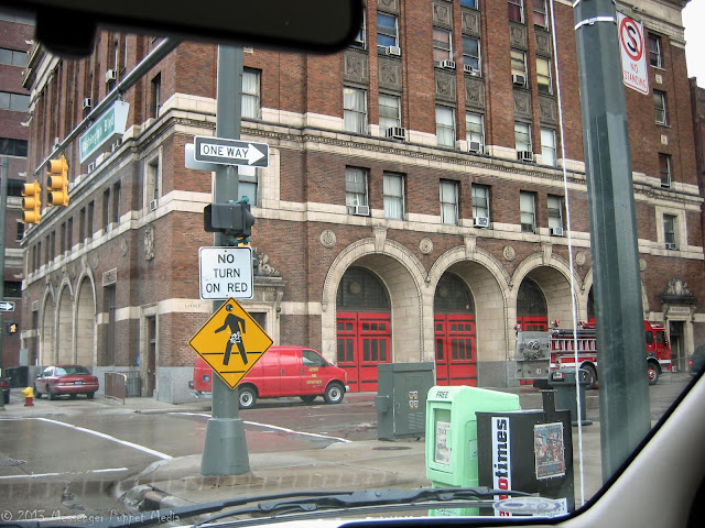 Detroit fire Station