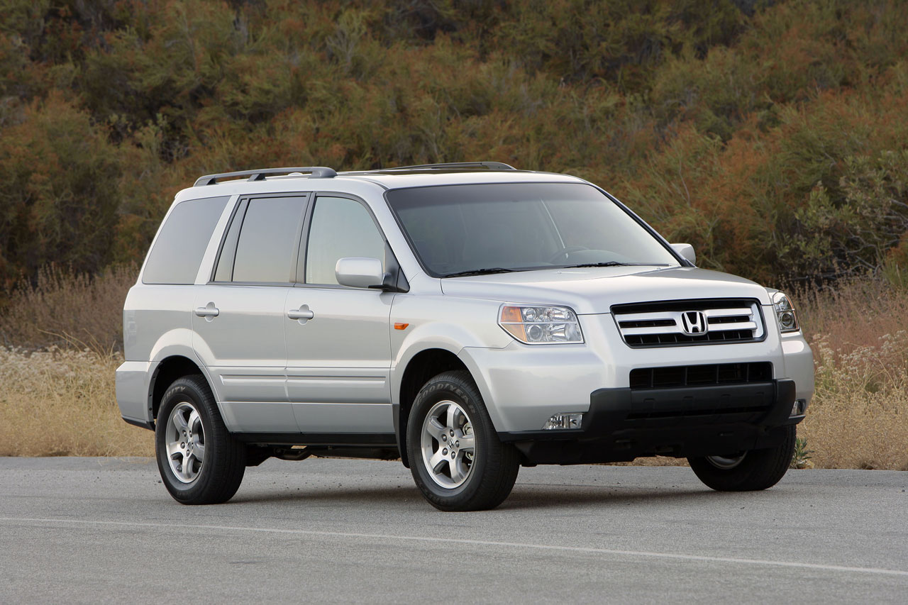 2008 honda pilot models new honda model. Black Bedroom Furniture Sets. Home Design Ideas