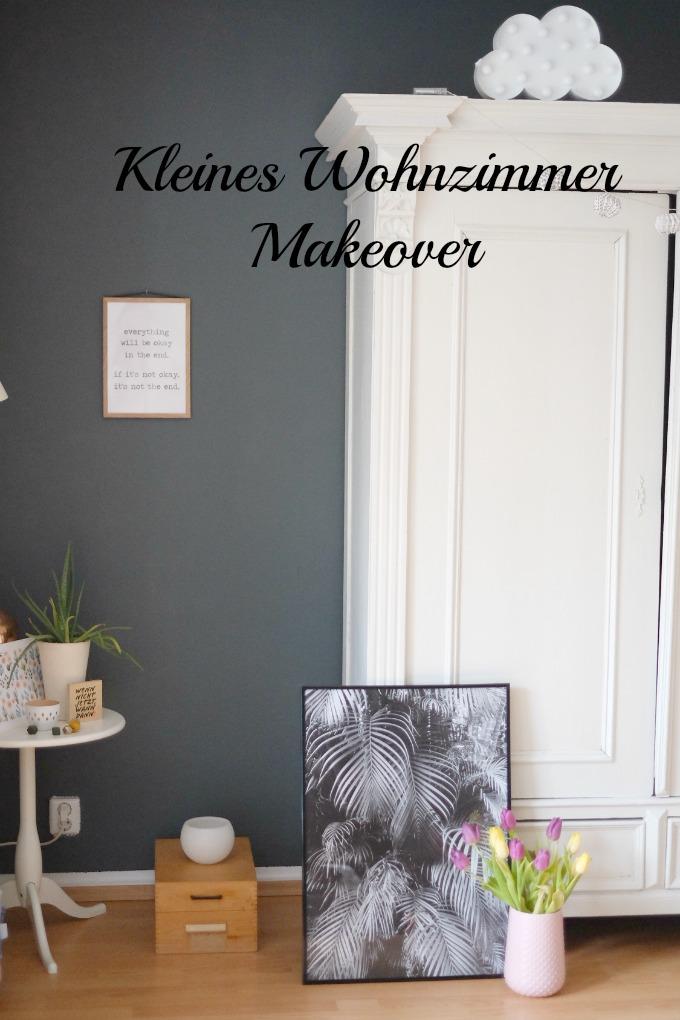 Werbung Kleines Wohnzimmer Makeover Mit Farrow Ball Hedi