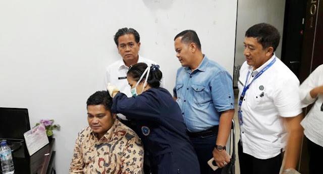 Akui Videonya Saat Nyabu, Anggota DPRD Padang Pariaman Bilang Nggak Kalau Itu Sabu