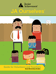 JA Ourselves Program Cover
