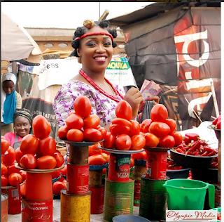 DSTV Presenter Of Olowosibi Show, Motirayo Shares Lovely Photos For Her Birthday