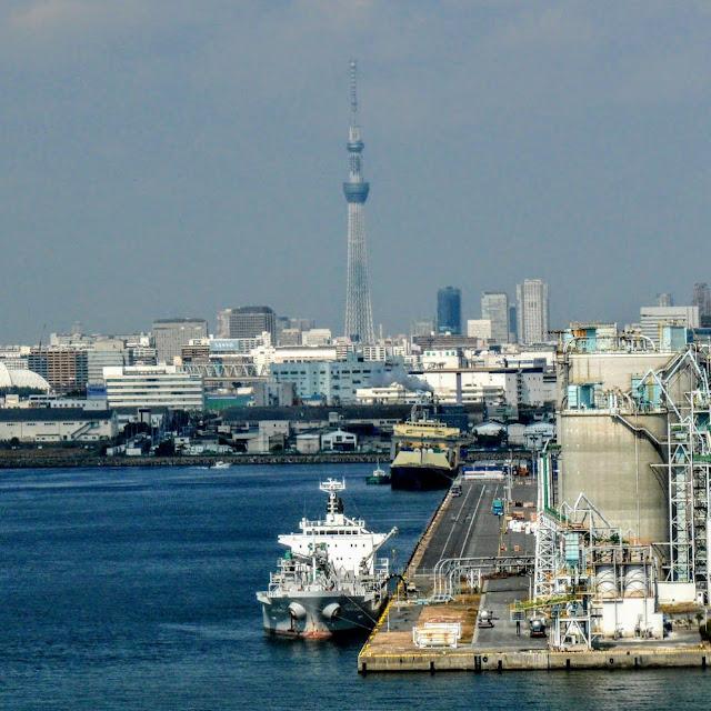 東京ゲートブリッジ 東京スカイツリー