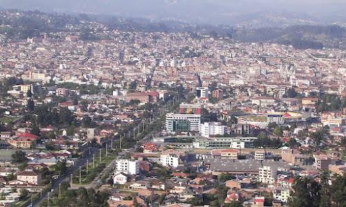 Cidade de Cuenca – Equador