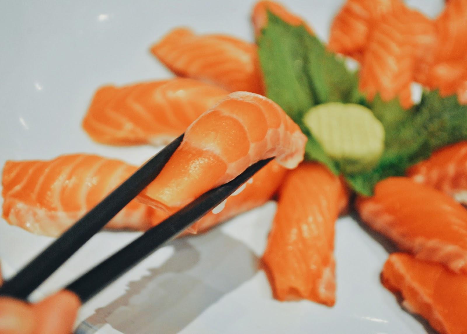 Sushi Masa - Penjaringan : Tak Terlupa Sepanjang MASA - Salmon