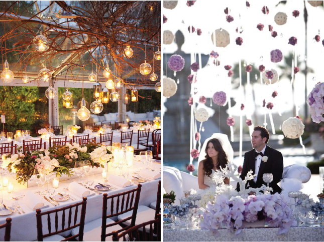 Wedding trends hanging wedding decor part 2 belle the magazine dont forget to stop by part 1 of hanging wedding dcor and hanging flowers to get more pretty inspiration junglespirit Choice Image