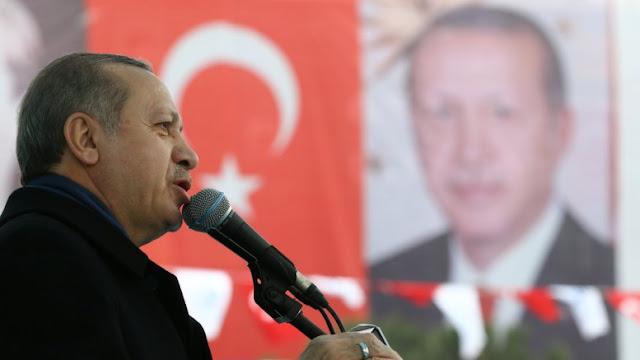 Ο Ερντογάν ζητά από τους Τούρκους της διασποράς να κάνουν τουλάχιστον πέντε παιδιά!