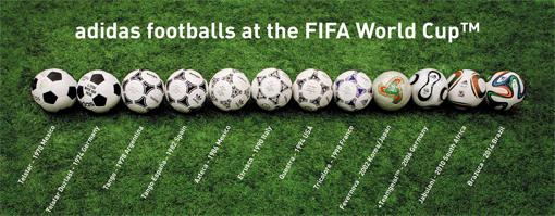 8af77f74b3a0a A TELSTAR 18 será a bola oficial da Copa do Mundo da Rússia. Com design  retro