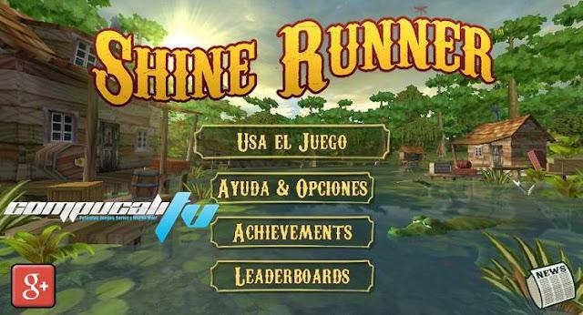 Shine Runner Android APK Español