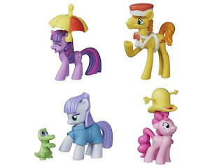 MLP Friendship is Magic Collection Pinkie Pie Wave Single Story Packs