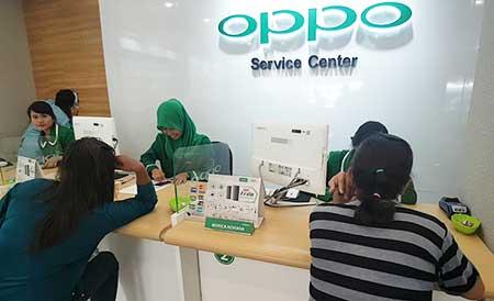 Alamat & Nomor Telepon Service Center Oppo Jakarta Timur