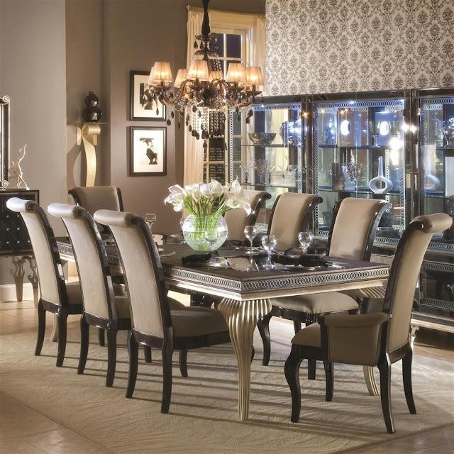 Elegant Design for Formal Dining Table