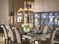 Adorable Formal Dining Table Decor for Formal Event