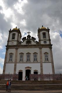 Igreja do Senhor do Bonfim, Historia de Salvador