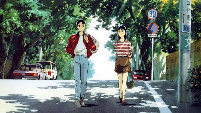 Película de Studio Ghibli, Puedo escuchar el mar, Ocean Waves de 1993 dirigida por Tomomi Mochizuki