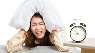 Penyakit Seram Akibat Kurang Tidur