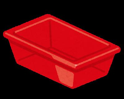 空のドル箱のイラスト