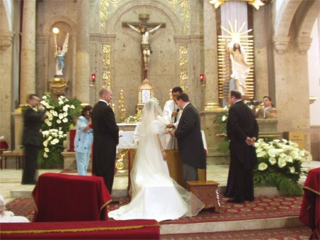 wedding ceremony 2 - Christian Wedding Customs