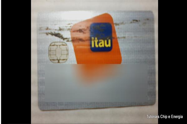 Cartão de crédito sujo