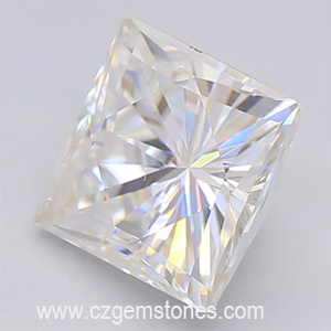 square white moissanite wholesale for sale