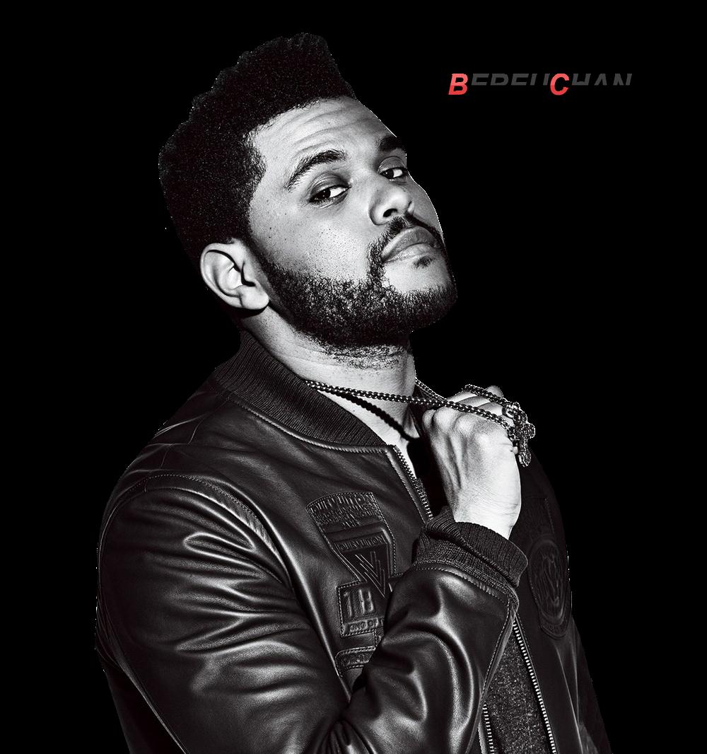 The Weeknd - render 2 - BereuChan