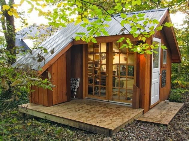 rumah+kayu+mungil
