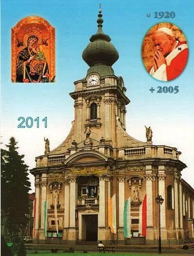 Chiesa di Wadovice frequentata da Karol Jozef Wojtyla