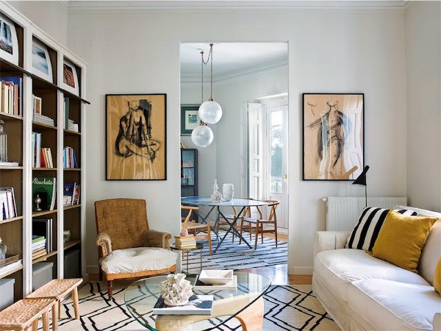 Blog decoraci n chic and deco ideas e inspiraci n para for Decorar piso senorial