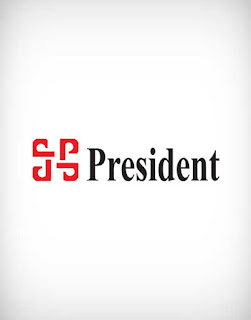 president vector logo, president logo, president, fashion, cloth, wear, dress, watch, clock, shoe, belt, tie, bag
