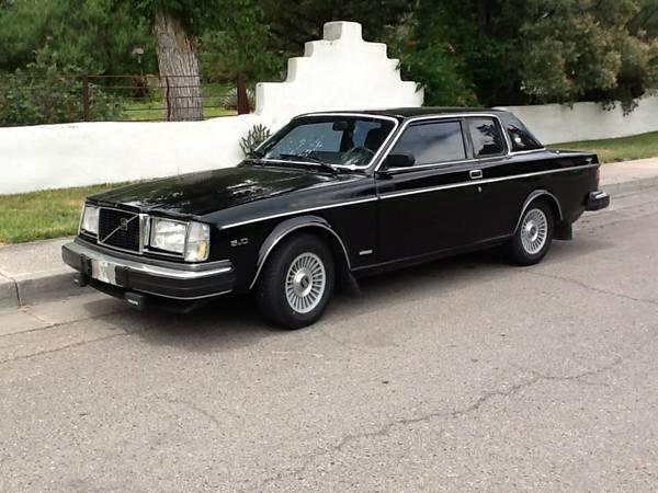 Super Rare, 1981 Volvo 262 Bertone