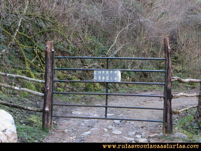 Ruta Linares, La Loral, Buey Muerto, Cuevallagar: Portilla cerca de Santo Adriano del Monte