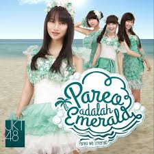 Profil dan Lagu JKT48 Full Album Pareo Adalah Emerald