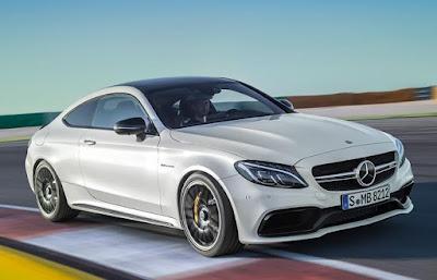 Mercedes Benz C-Class performance: top speed 174 mph