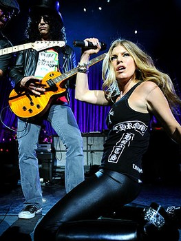Fergie Slash Perform