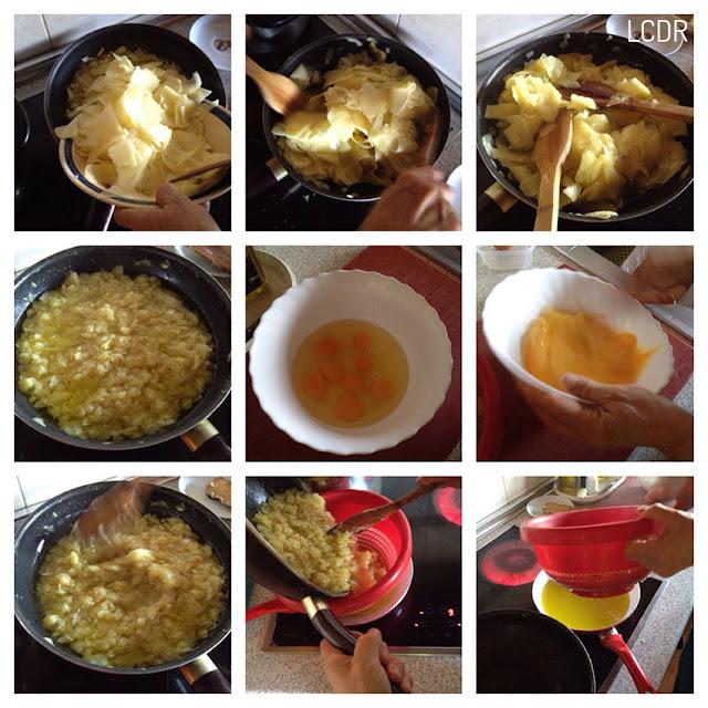 Receta de tortilla de patata 02
