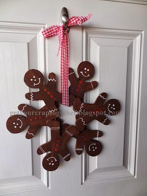 Gingerbread Man  Tutorial
