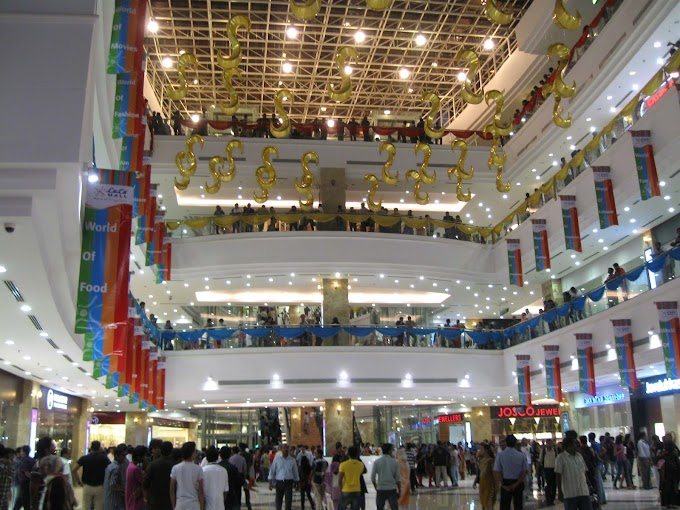 Largest 10 Shopping Malls In India