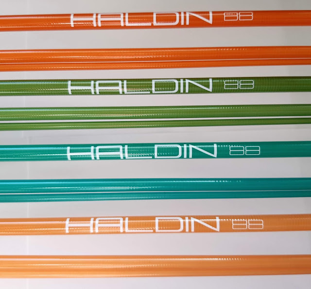 HALDIN FLY RODS - Introducing HDT Blanks
