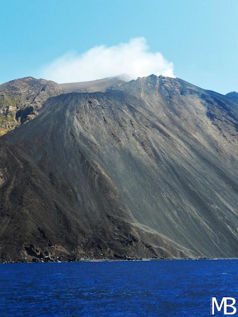 stromboli isole eolie sciara di fuoco