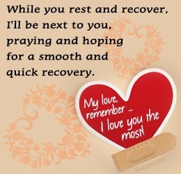 Letter To Friend For Speedy Recovery