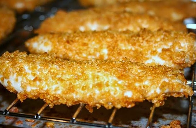 Cornflake Chicken Tenders The Best Recipes In The World