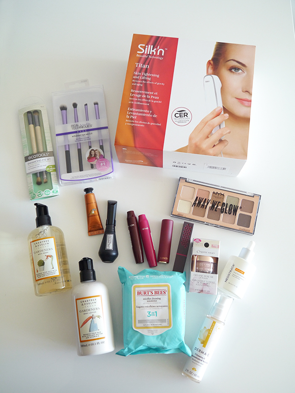 Round-up of #LDBeauty 2018 beauty products