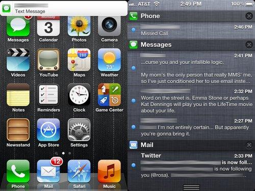 ios5 - Os 7 erros do iOS (iPhone/iPad/iPod Touch)