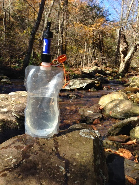 Backpacking Water Purification Systems