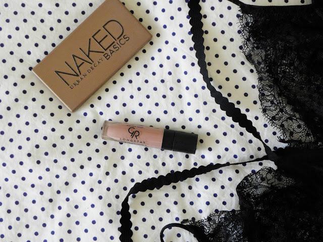 Golden Rose Longstay Liquid Matte Lipstick w kolorze 23 | Czyli łagodniejsza wersja popularnego koloru nr 10
