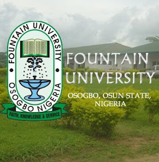 Fountain University Resumption Date - 2018/2019 (1st Semester)