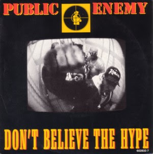 Public Enemy Don't Believe The Hype | Almost Posh