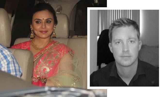 Preity Zinta gets married